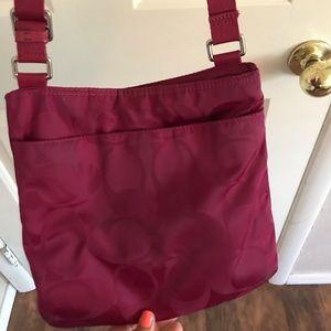 Coach Bags - Magenta Coach Crossbody Bag